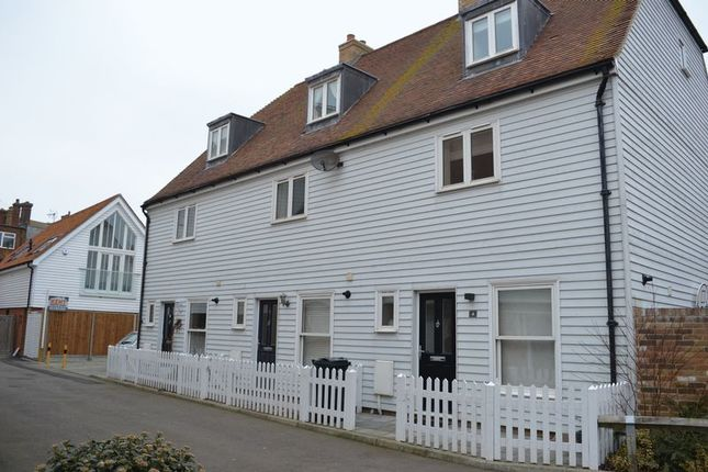 Thumbnail Terraced house to rent in 3 Victoria Mews, Whitstable, Kent