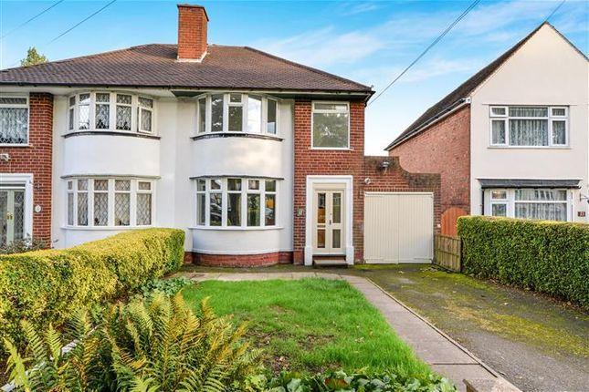 Thumbnail Semi-detached house to rent in George Road, Great Barr, Birmingham