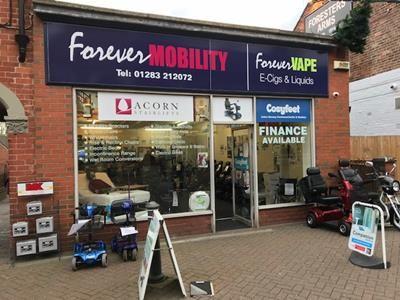 Thumbnail Retail premises to let in 65 High Street, Swadlincote, Derbyshire