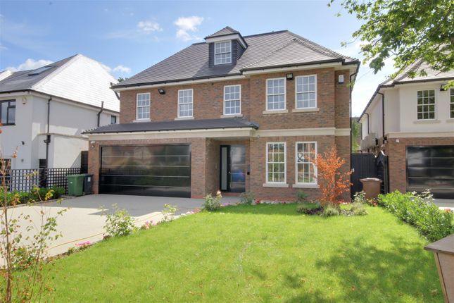 Thumbnail Property to rent in Barham Avenue, Elstree, Borehamwood