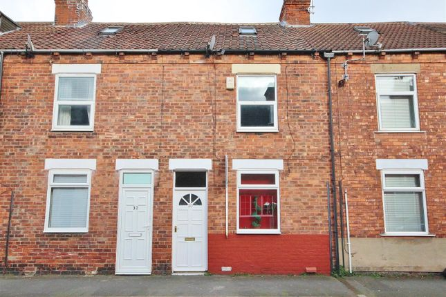 Terraced house for sale in Buller Street, Selby