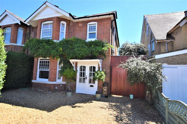 Thumbnail Semi-detached house for sale in Upper Shirley Avenue, Southampton