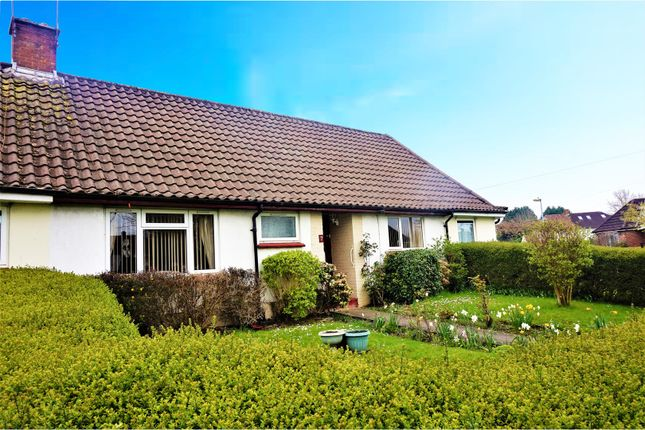 Thumbnail Bungalow for sale in Clas Tynewydd, Cardiff