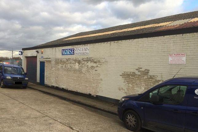 Thumbnail Light industrial for sale in Unit 3 Wotton Trading Estate, Wotton Road, Ashford, Kent
