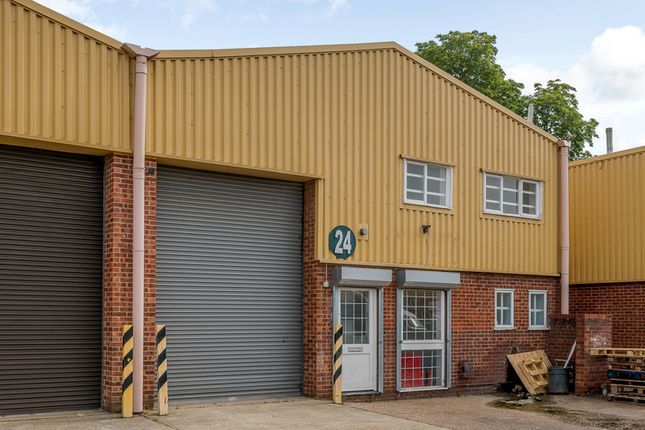 Thumbnail Industrial to let in Davey Close, Colchester