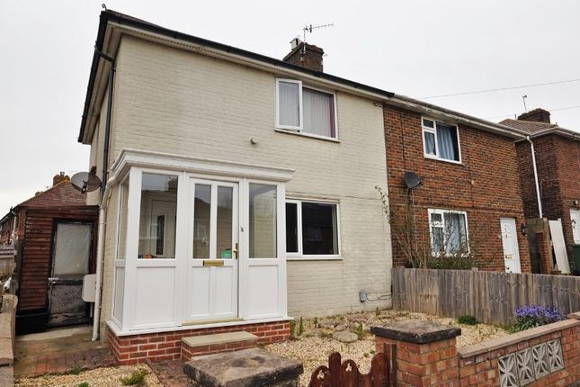 Thumbnail Semi-detached house for sale in Bellingham Crescent, Hove