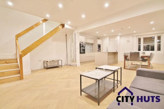 Thumbnail Terraced house to rent in Penn Road, London