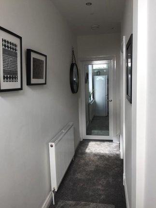 Corridor of Ivan Street, Burnley BB10