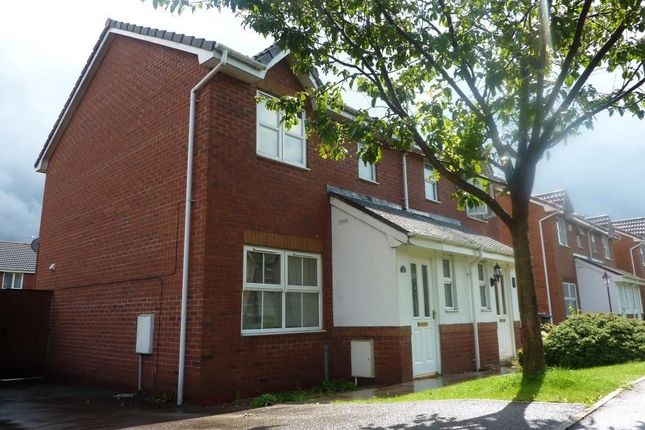 Thumbnail Semi-detached house to rent in Maiden Close, Skelmersdale