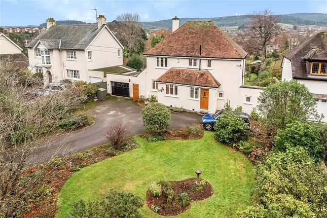 Thumbnail Detached house for sale in The Parks, Minehead
