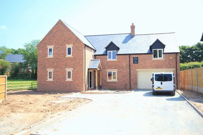 Thumbnail Detached house for sale in Oak Tree Way, Whitchurch
