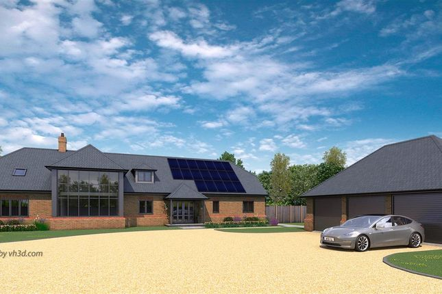 Thumbnail Detached house for sale in The Orchard, Days Lane, Biddenham