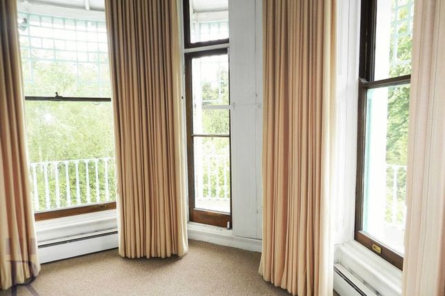 Bay Window of Hamilton Terrace, London NW8