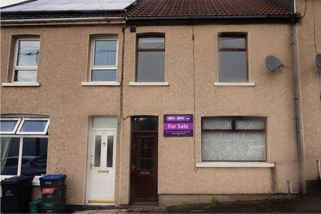 Thumbnail Terraced house for sale in Lewis Street, Newport