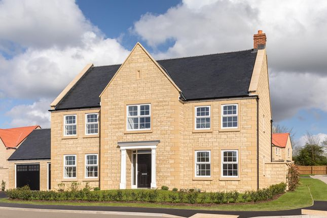 "Thumbnail Detached house for sale in ""Glidewell"" at Warminster Road, Beckington, Frome"