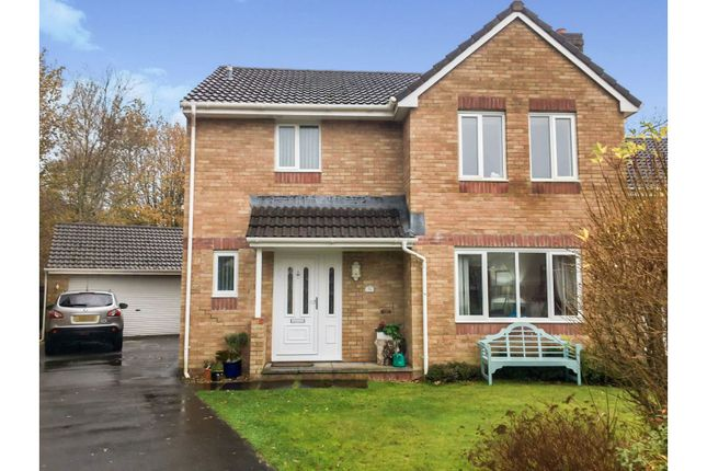 4 bed detached house for sale in Greenways, Abernant, Aberdare CF44