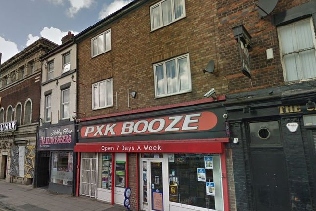 Thumbnail Commercial property for sale in Walton Road, Kirkdale, Liverpool
