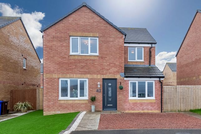 Thumbnail Detached house for sale in Crunes Way, Greenock