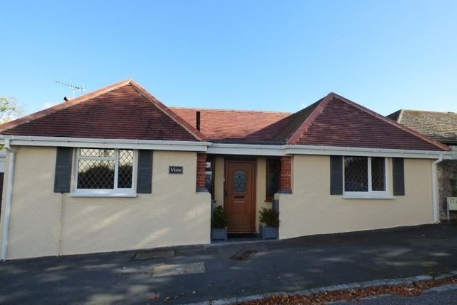 Thumbnail Detached bungalow for sale in St. Lukes Road North, Torquay
