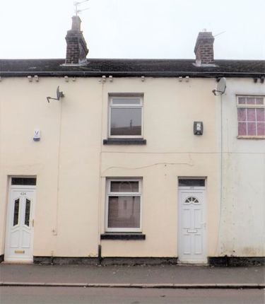 Thumbnail Terraced house to rent in Tayleur Terrace, Park Road South, Newton-Le-Willows