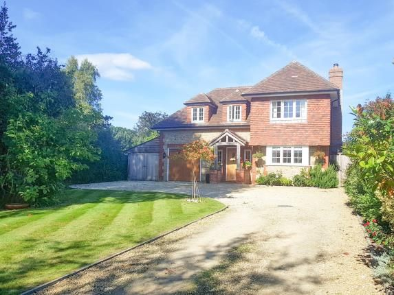 Thumbnail Detached house for sale in Upperfield, Easebourne, Midhurst, West Sussex