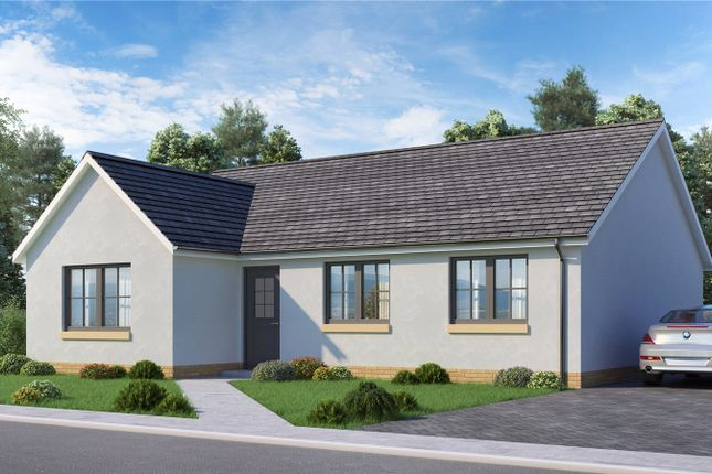 Detached bungalow for sale in The Gordain III, Maple Grove, James Street, Blairgowrie, Perth And Kinross