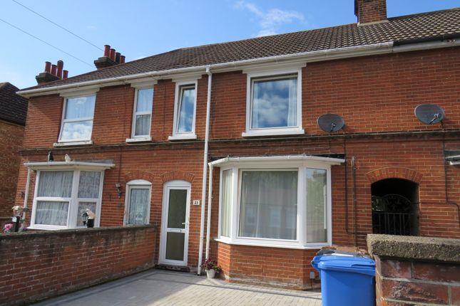 Terraced house for sale in Grange Road, Ipswich