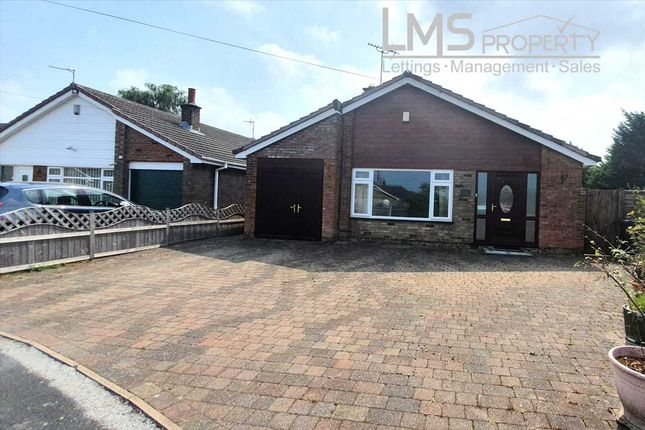 3 bed bungalow to rent in Weaver Grange, Moulton, Northwich CW9
