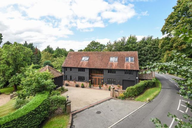 Thumbnail Detached house for sale in White Rose Lane, Woking