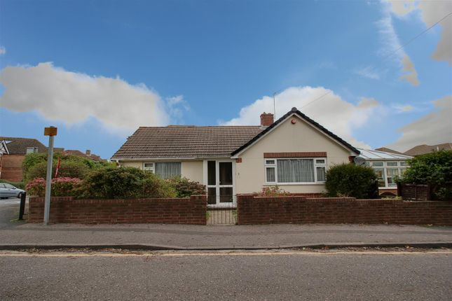 Thumbnail Detached bungalow for sale in Camden Close, Bournemouth