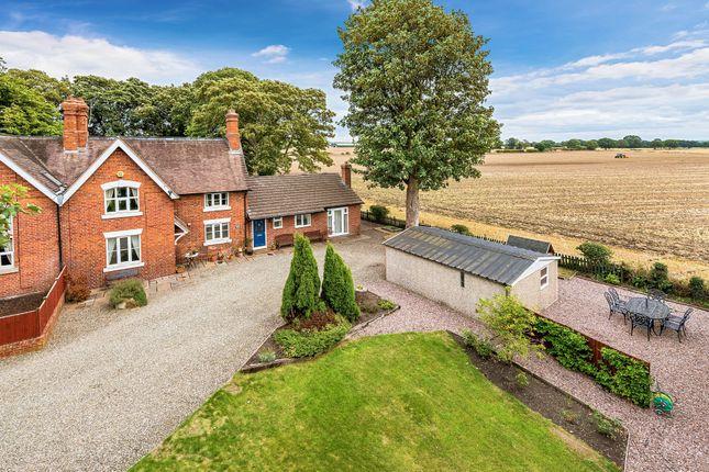 Thumbnail Semi-detached house for sale in Mytton Lane, Shawbury, Shrewsbury, Shropshire