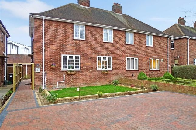 Thumbnail Semi-detached house for sale in Chaucer Road, Chelmsford, Essex