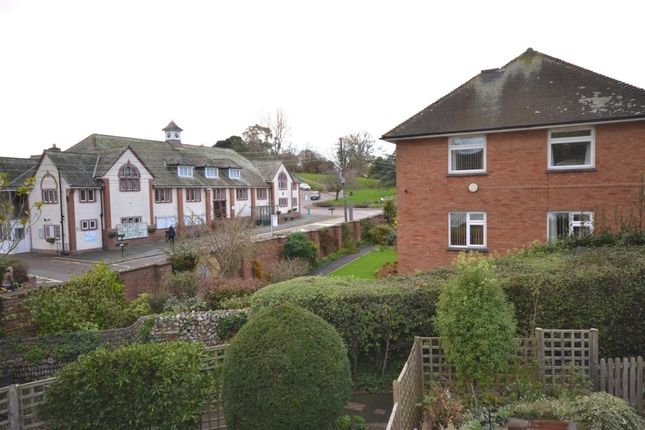 Rear View of Palmer Court, Budleigh Salterton, Devon EX9
