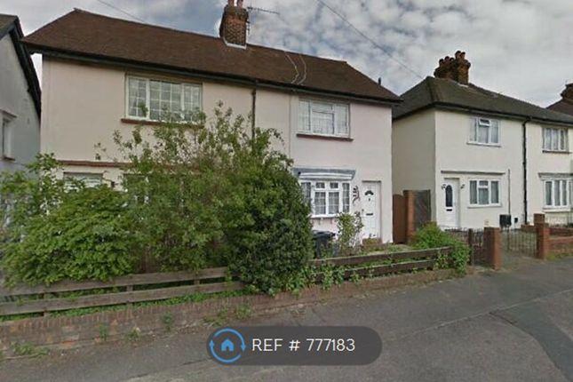 Thumbnail Semi-detached house to rent in Ellis Avenue, Stevenage