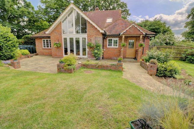Back Of House of Somersbury Lane, Ewhurst, Cranleigh GU6