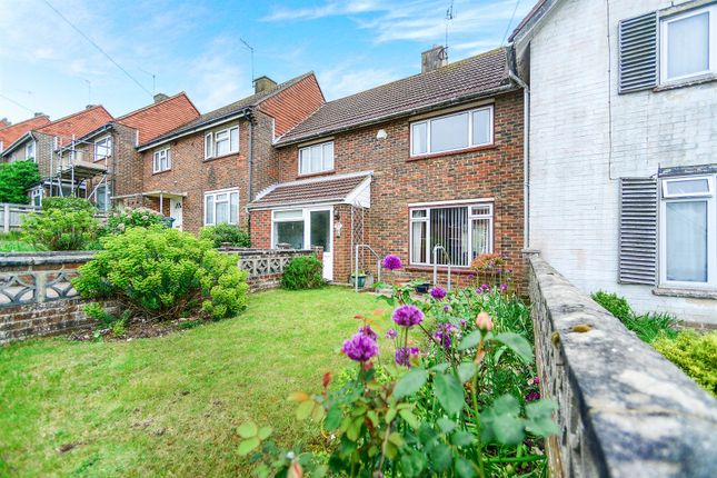 Thumbnail Terraced house for sale in Cowley Drive, Brighton
