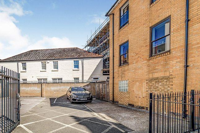 Parking At Rear of Carlton Crescent, Southampton, Hampshire SO15