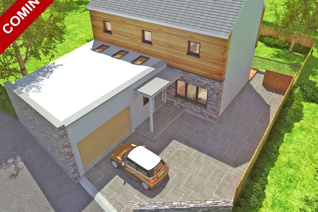 Thumbnail Detached house for sale in Tideford Road, Landrake, Saltash, Cornwall