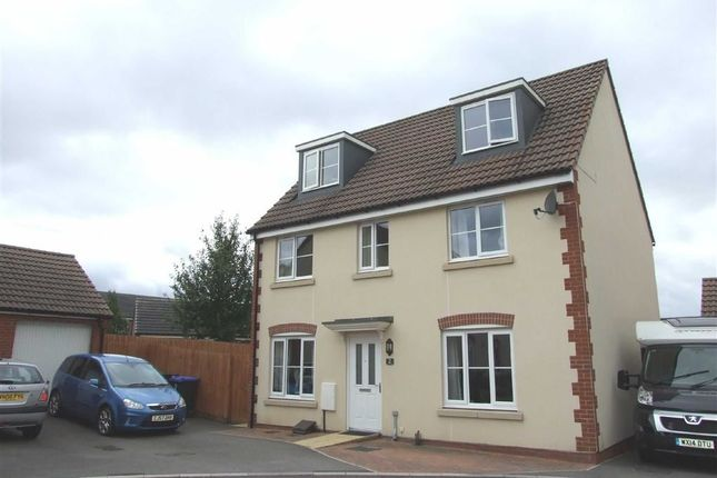 Thumbnail Detached house for sale in The Bramblings, Melksham