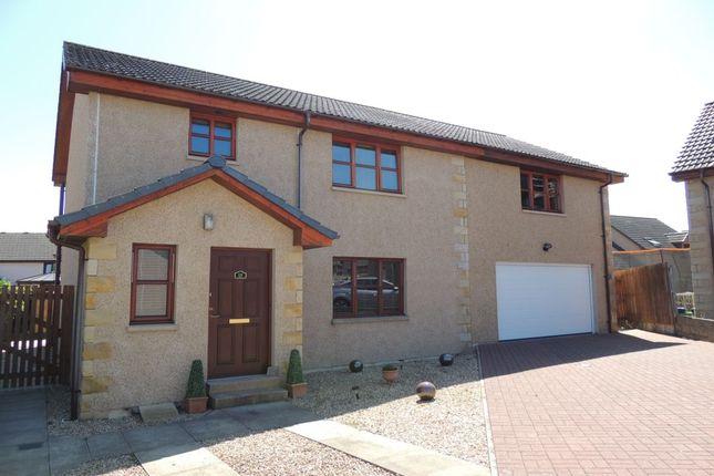 Thumbnail Detached house for sale in Birnie Drive, Elgin