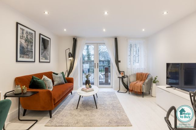 Thumbnail Flat for sale in Hornchurch Hill, Whyteleafe