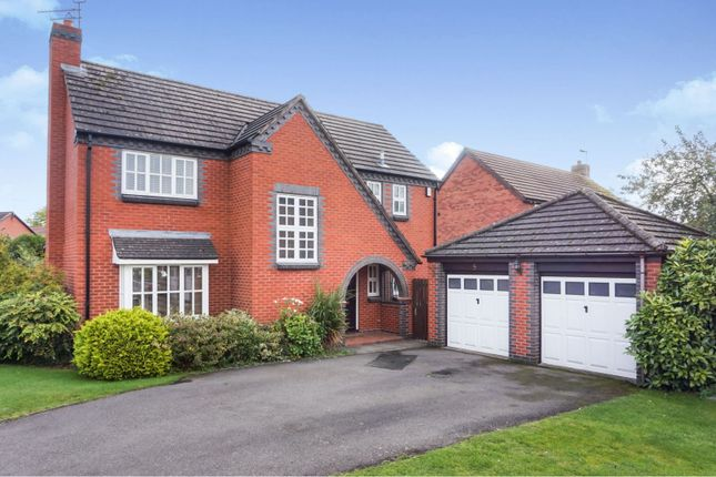 4 bed detached house for sale in Abbeyfields Drive, Studley B80