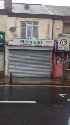 Retail premises for sale in Roodend Road, Oldbury