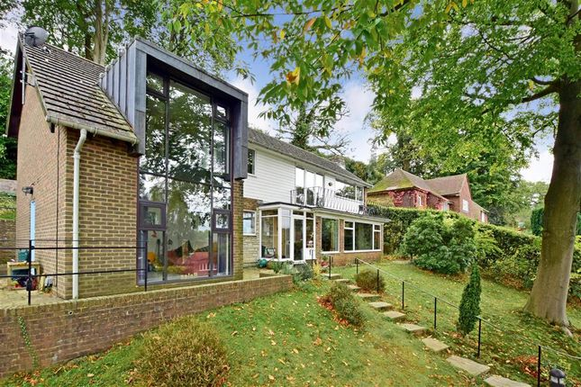 Thumbnail Detached house for sale in Elmhurst Drive, Dorking, Surrey