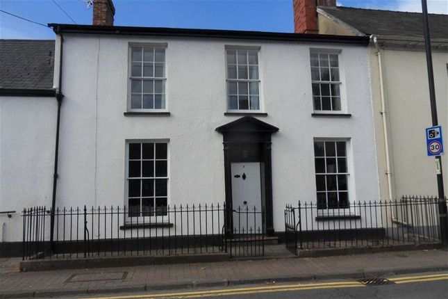 Thumbnail Terraced house to rent in Porthycarne Street, Usk, Monmouthshire