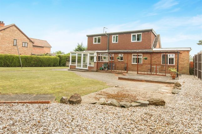 Detached house for sale in Eastfields, Narborough, King's Lynn