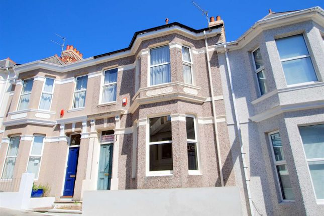 Thumbnail Detached house to rent in Grafton Road, Mutley, Plymouth