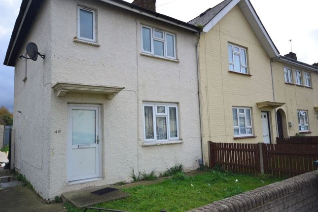 Thumbnail Terraced house to rent in Thistle Road, Gravesend