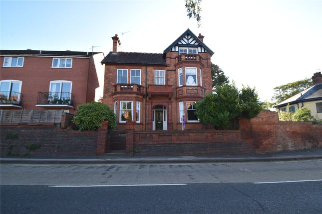 Thumbnail Detached house for sale in Ombersley Road, Northwick, Worcester