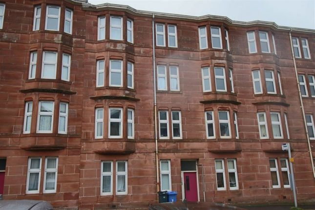 Thumbnail Flat to rent in 1/2 40 James Street, Helensburgh